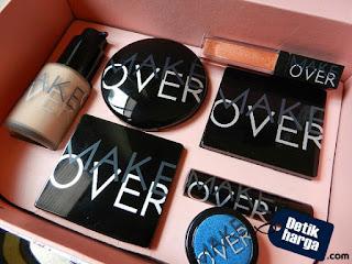 Harga Kosmetik Make Over