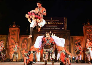 "National Tribal Festival ""Aadi Mahotsav"""