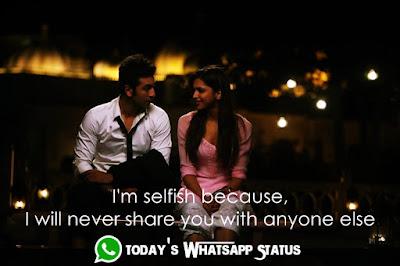 1000+ Love Whatsapp Status in English