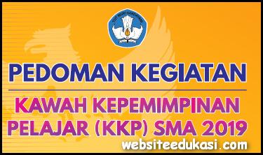 Pedoman KKP SMA Tahun 2019