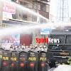 TNI-Polri Sebanyak 1.760 Bersatu Gelar Simulasi Sispamkota di Gowa