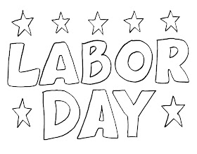Best Holiday Pictures Free Labor Day Coloring Pages For Kids