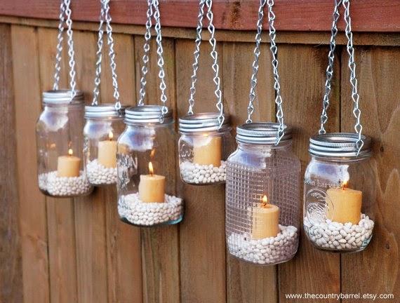 Lilin dalam botol