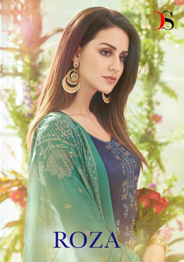 5a7bb5c9f2 Deepsy roza cotton pakistani suit summer collection - Diwan fashion