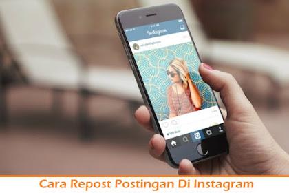 Cara Repost Postingan Di Instagram dengan 6 Metode Mudah