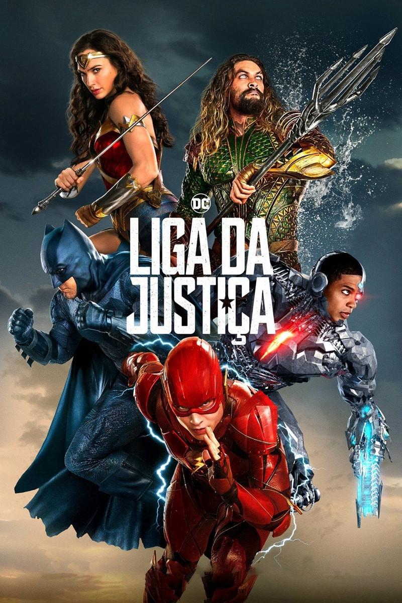 Resultado de imagem para liga da justiça download mega