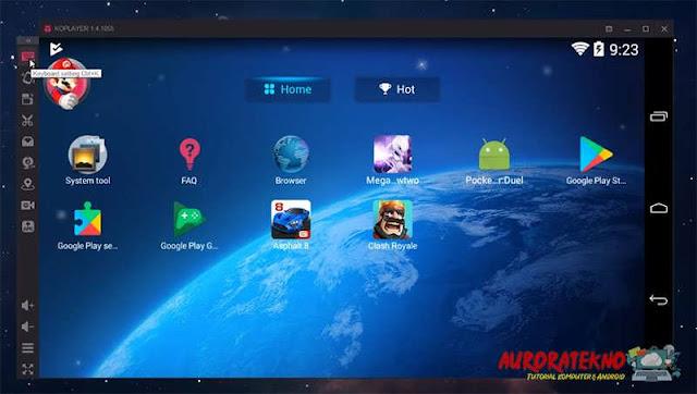 Emulator Android KoPlayer Terbaik & Ringan