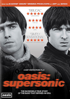 Oasis: Supersonic [2016] [DVD5] [NTSC/R1]