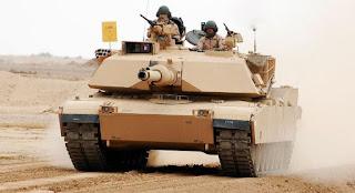 Le Maroc va recevoir 22 chars Abrams modernisés