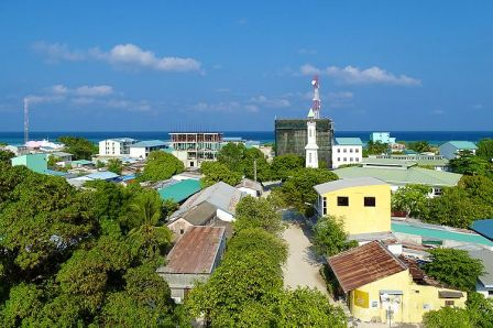Naifaru, Maladewa