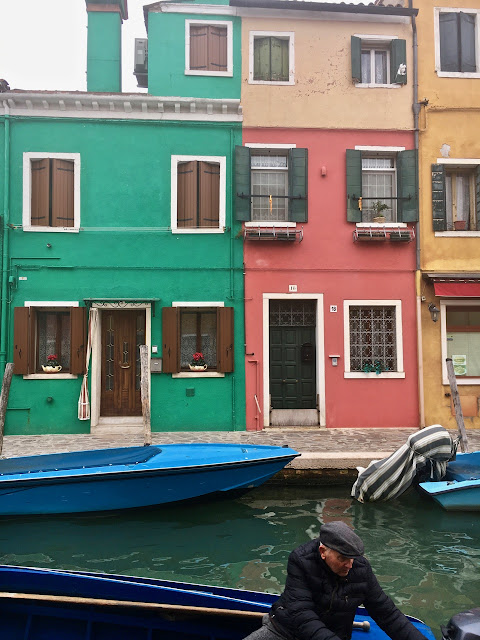 Where to stay and eat on Burano, Venice