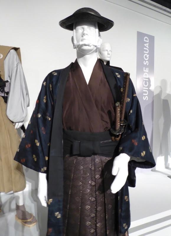 Issei Ogata Silence Inoue Samurai costume