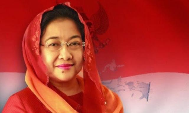 Megawati sebagai Guru Oposisi
