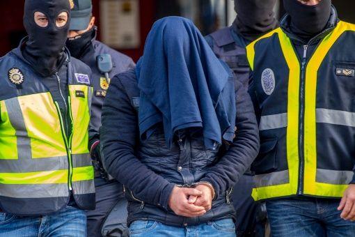 Desmantelan una célula terrorista en Marruecos y España