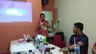 Daya Retasi di UPTD Puskesmas Pudak Payung