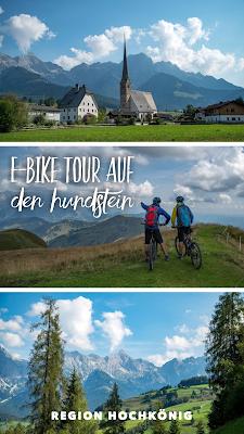 E-Bike Tour zum Statzer-Haus auf dem Hundstein | Region Hochkönig