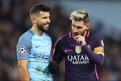 Lionel Messi Ke Manchester City...??