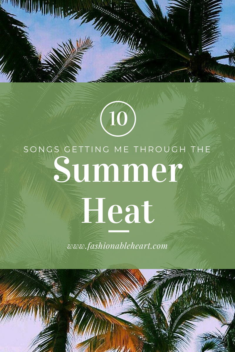 bbloggers, canadian beauty blogger, music, playlist, summer, 2018, summer heat, taylor swift, camila cabello, selena gomez, the weeknd, jessie reyez, little big town, zedd, maren morris, ariana grande, foo fighters, drake