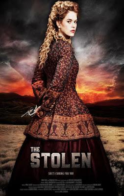 The Stolen 2016 DVD R2 PAL Spanish