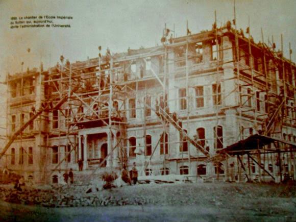 a2a8b0e0b Η λεωφόρος (πρώην Βασιλίσσης Σοφίας, σημερινή Εθνικής Αμύνης) είχε πάρει το  όνομα του Σουλτάνου που κατείχε και τα κτίρια στη δυτική πλευρά της  λεωφόρου (τα ...