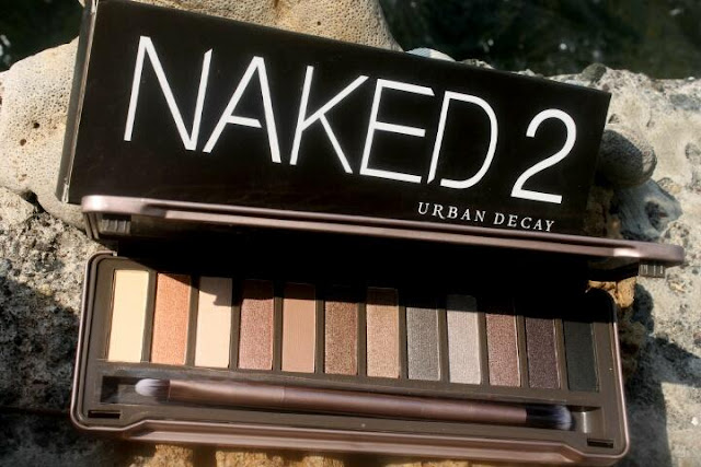 EYESHADOW NEKED 2 URBAN DECAY By NAKED