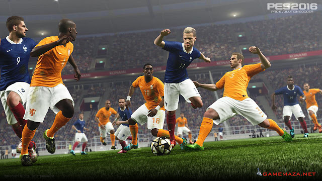 Pro Evolution Soccer 2016 Screenshot 4