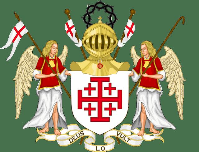 Saint Sepulcre Order, Kutsal Mezar Tarikatı simgesi