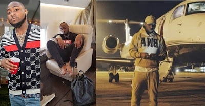 Davido lied about buying a private jet — Capital NG claims