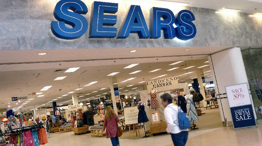 6a99641395017 Loja Sears em Miami
