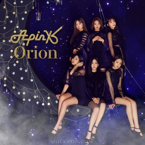 Apink – Orion – EP (Japanese) (ITUNES PLUS AAC M4A)