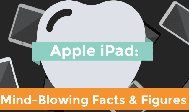 iPad 2018: Mindblowing Facts & Figures