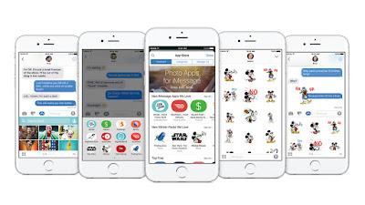 IOS 10 Tüm Detaylarıyla Birlikte Tanıtıldı