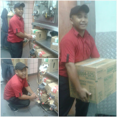 Calon SPM Kerja Sambilan Di McDonald's #McDonaldsMalaysia #McDonalds
