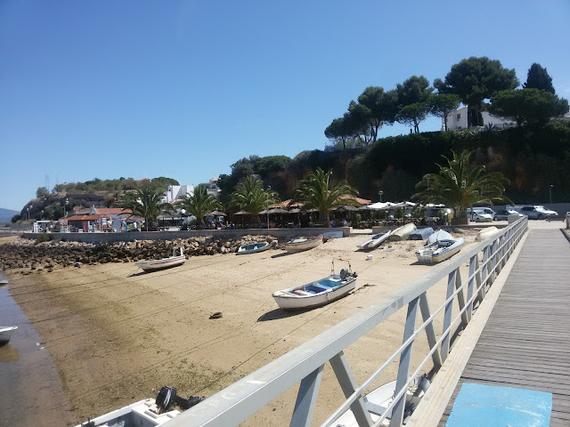 Alvor waterfront