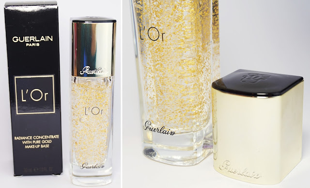Guerlain - L'Or Radiance Concentrate With Pure Gold Make-Up Base, Primer, Feuchtigkeit, Luxury, Luxus