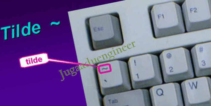 How To Type The Indian Rupee Symbol Using Keyboard Jugaaduengineer
