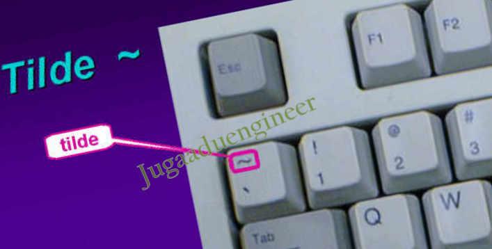 How To Type The Indian Rupee Symbol Using Keyboard Jugaaduengineer