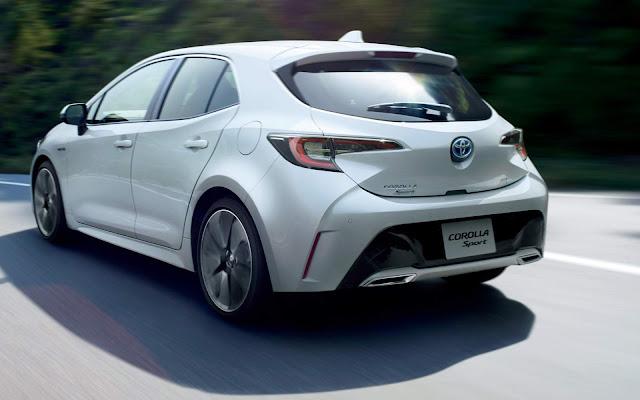 Novo Toyota Corolla 2019