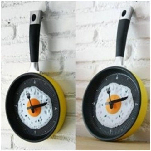 Original clock designs for Kitchens
