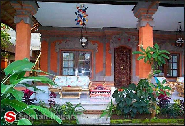 Foto Rumah adat modern Bali
