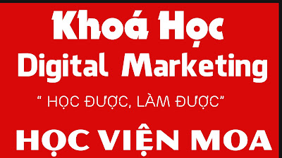 Digital Marketing tại MOA