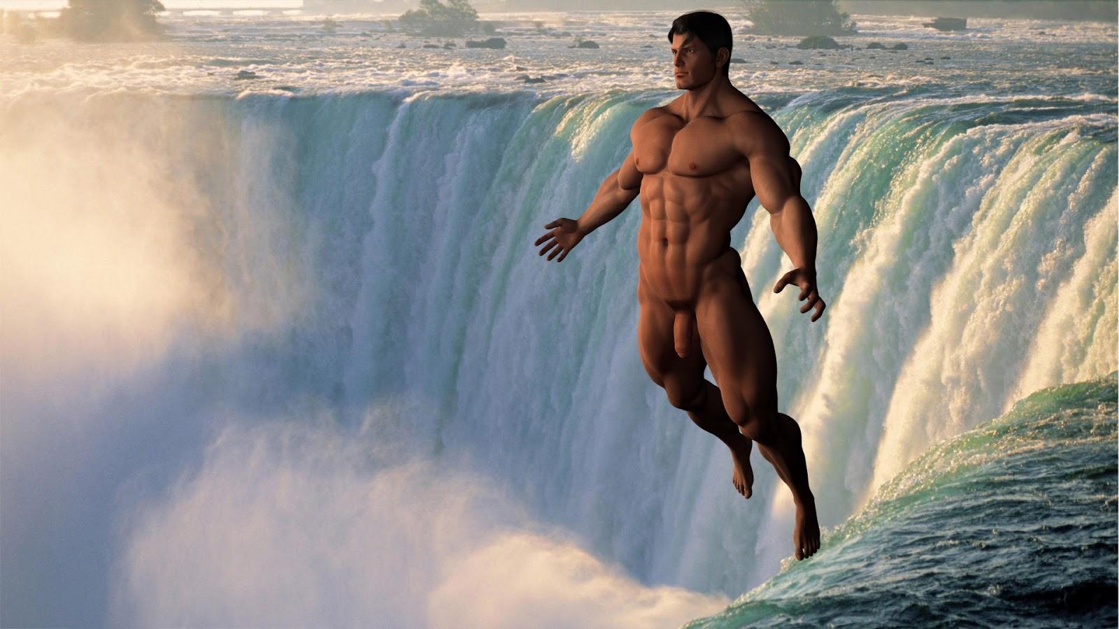 Super Nude Men 118