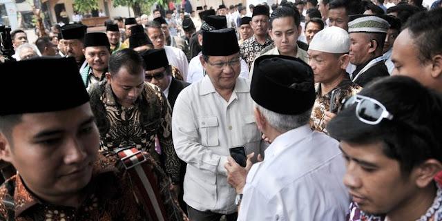 Tim Jokowi: Kami belum pernah lihat prestasi Prabowo
