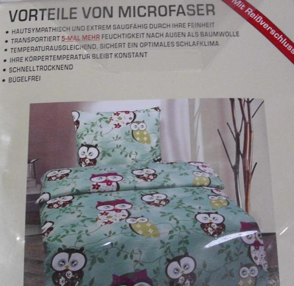 Empfehlenswert Microfaser Bettwäsche Von Leonado Vicenti