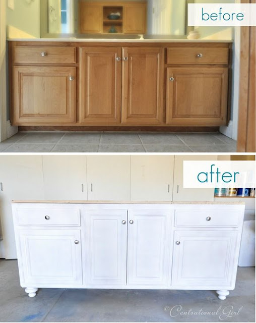 Add finials to basic cabinets