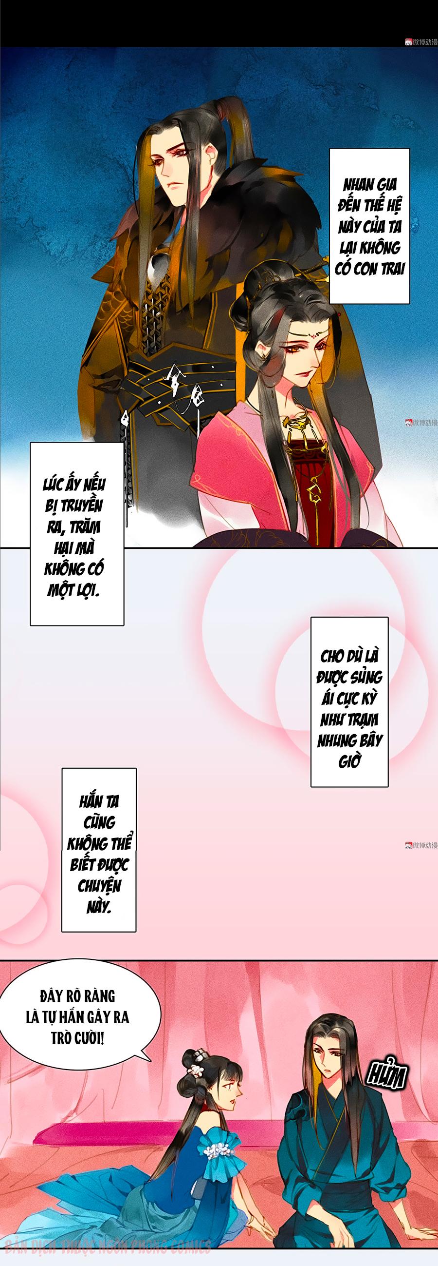 Tướng Quân Mời Lên Giường chap 2 - Trang 14
