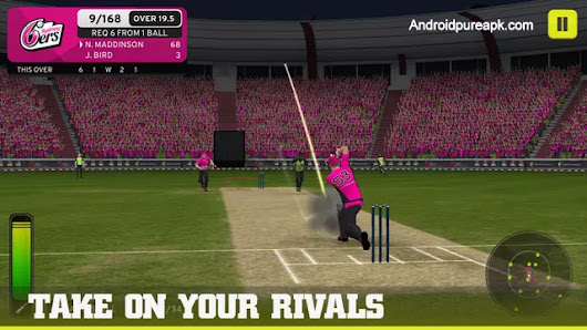 Big Bash 2016 Apk Download v1.0.2 For Android