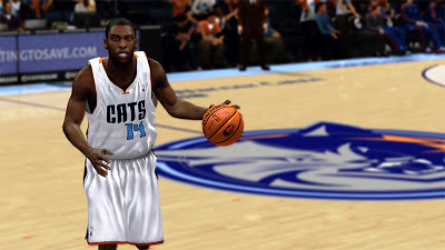 NBA 2K13 Michael Kidd-Gilchrist NBA2K Patch