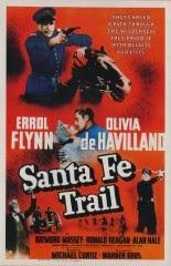 Cine clásico. Camino a Santa fe