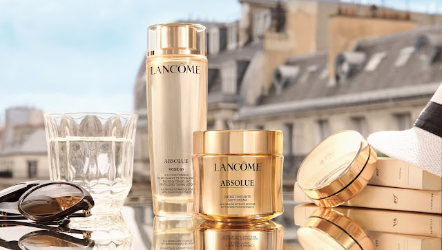 lancomehk, Absolue, MyLuxuryMoment, KOL, Influencer, lovecath, catherine, 夏沫, lovecathcath, beauty, lancome, rose, 玫瑰精華水, 極緻完美修護系列,